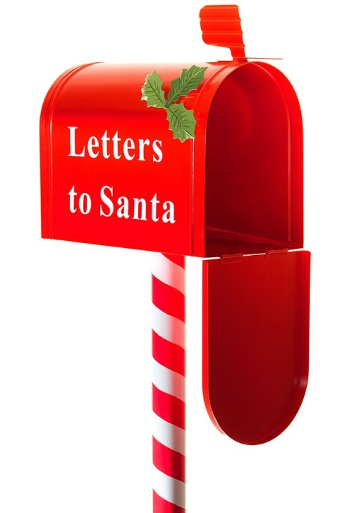 letters to santa mailbox monroneynews community outreach letters to santa 23421