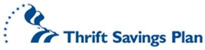 Thrift savings account investment options
